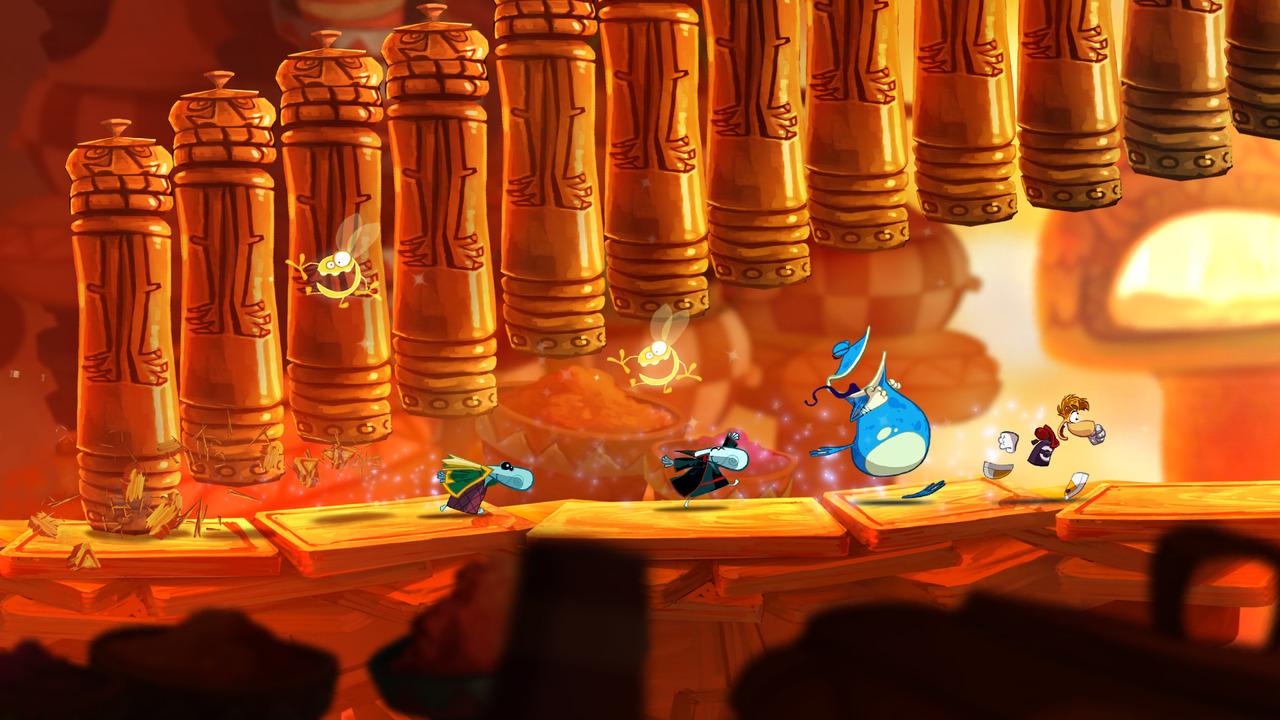 GC: Trailer a obrázky z Rayman Origins 49705