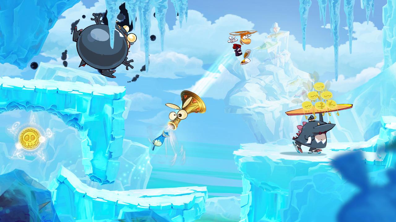 GC: Trailer a obrázky z Rayman Origins 49709