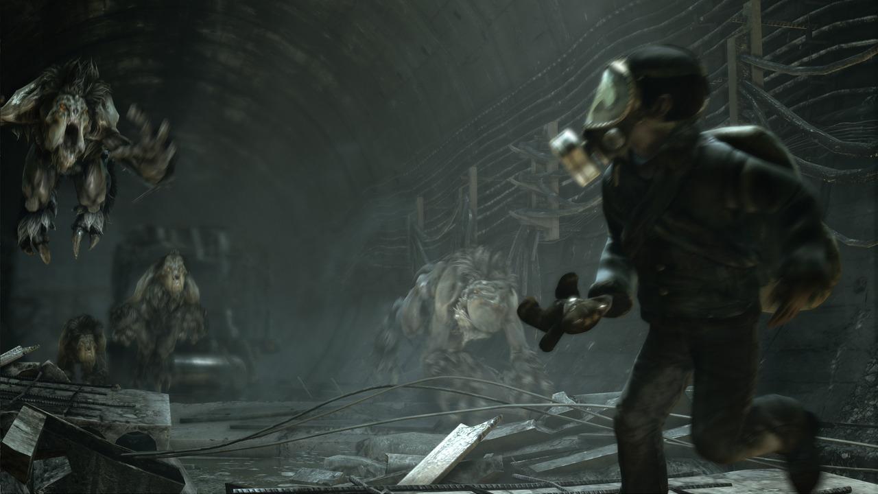 GC: Obrázky z akce Metro: Last Light 49752