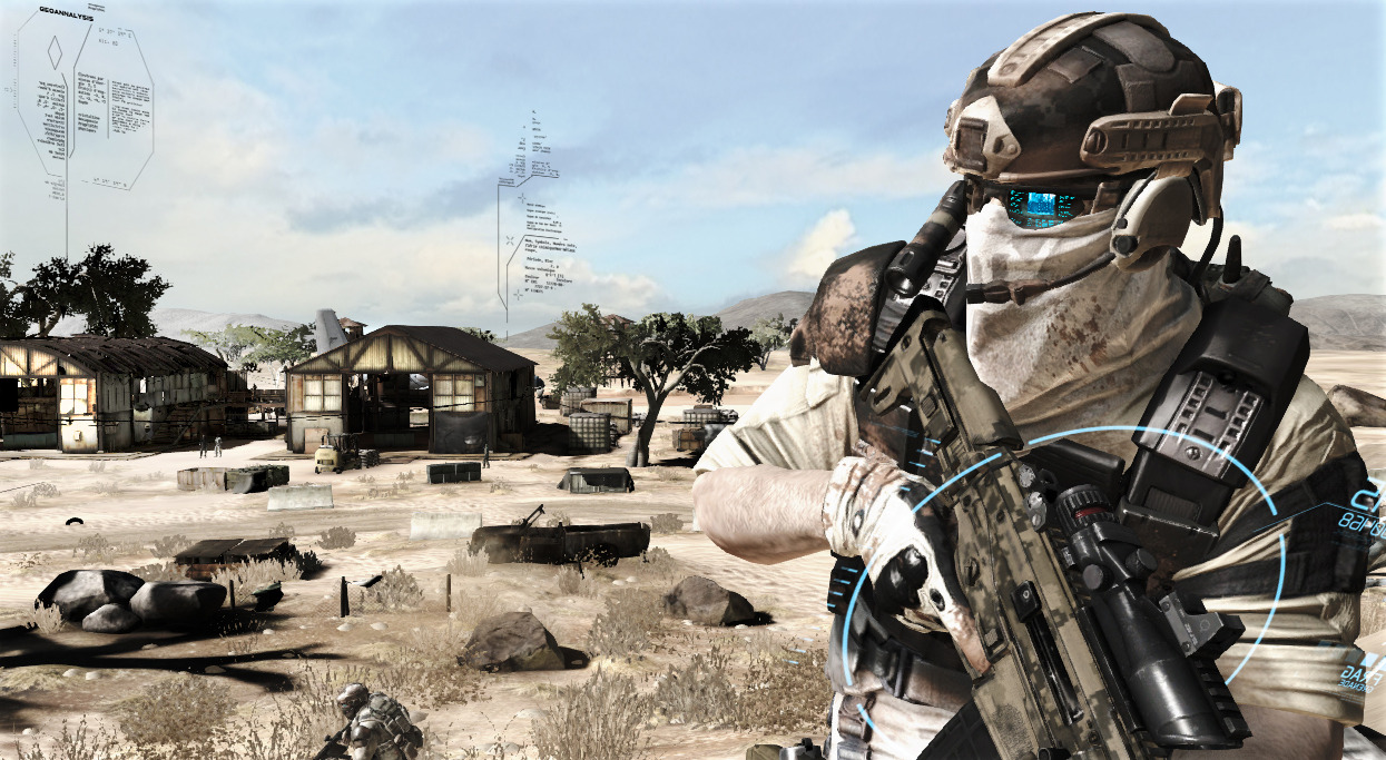Ghost Recon: Future Soldier se na PC nedostane 49766