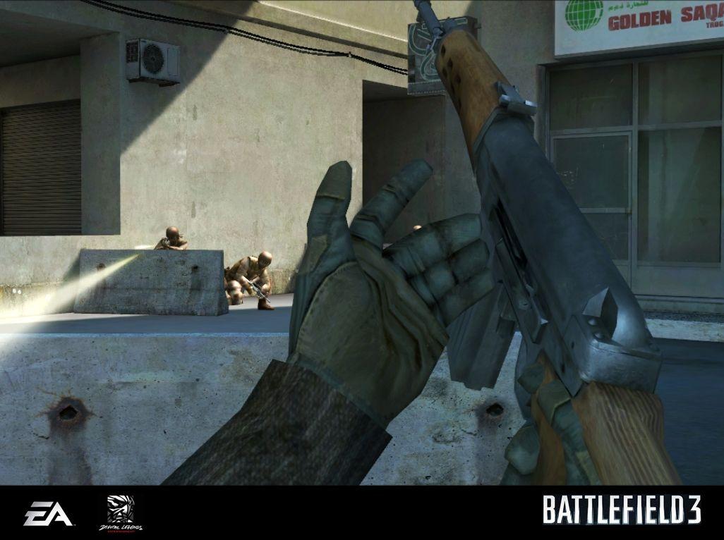 Battlefield 3 pro iOS po stížnostech odstraněn 49790