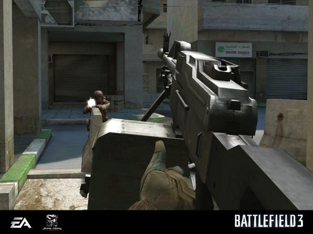 Battlefield 3 pro iOS po stížnostech odstraněn 49791
