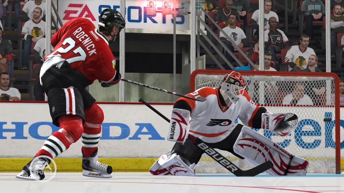 NHL 12 – o krok blíž k hokeji 49837