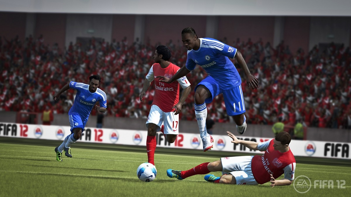 Demo FIFA 12 je venku 49844