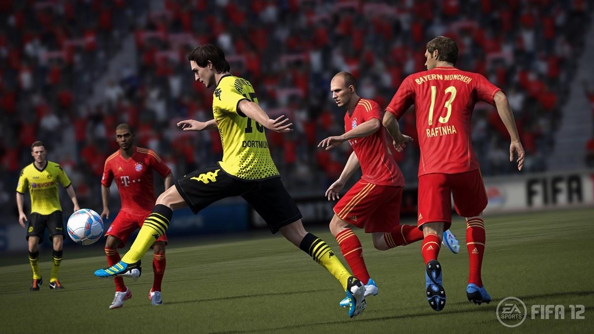 Demo FIFA 12 je venku 49845