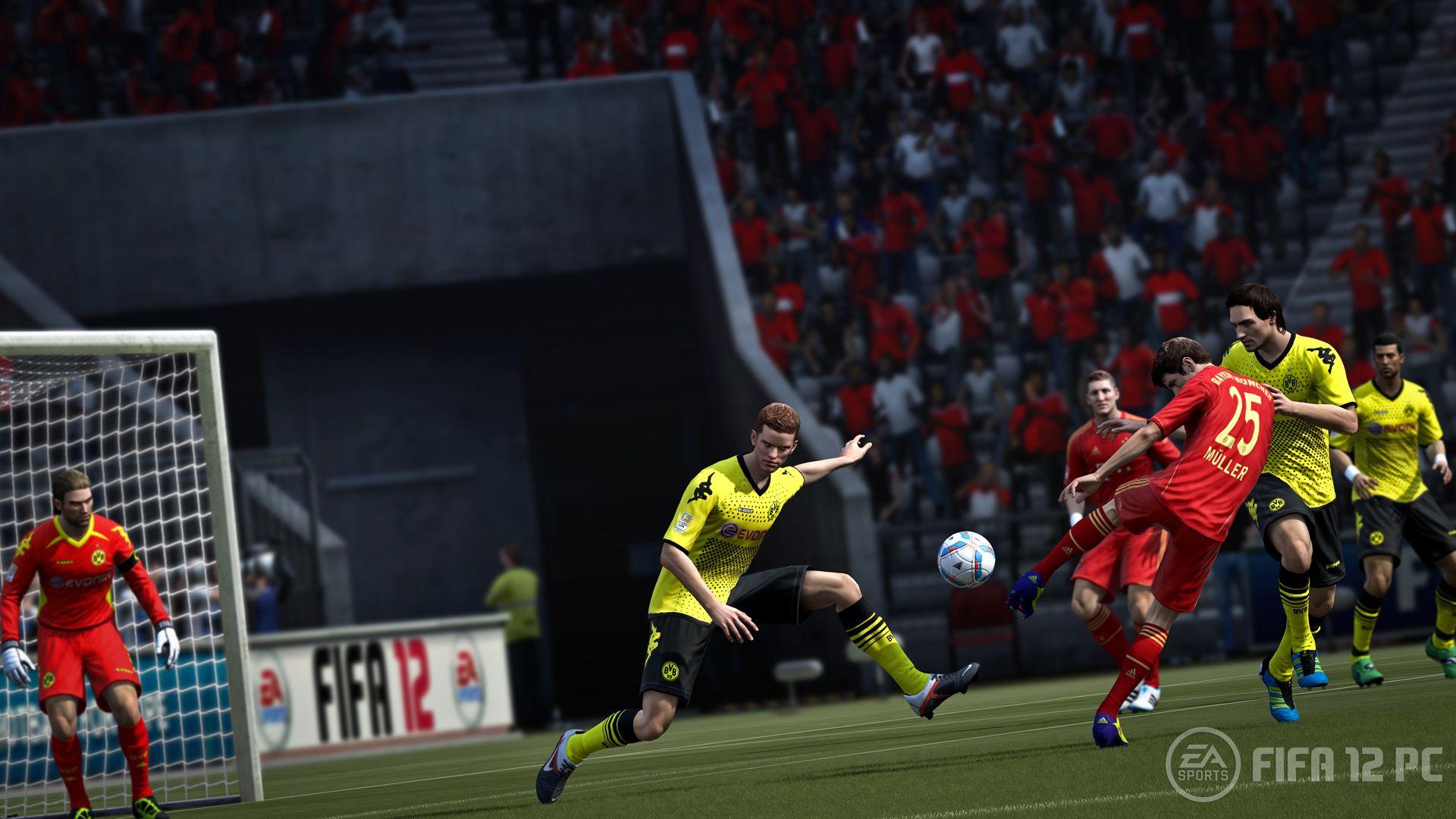 FIFA 12 – zpátky na trávník 49852