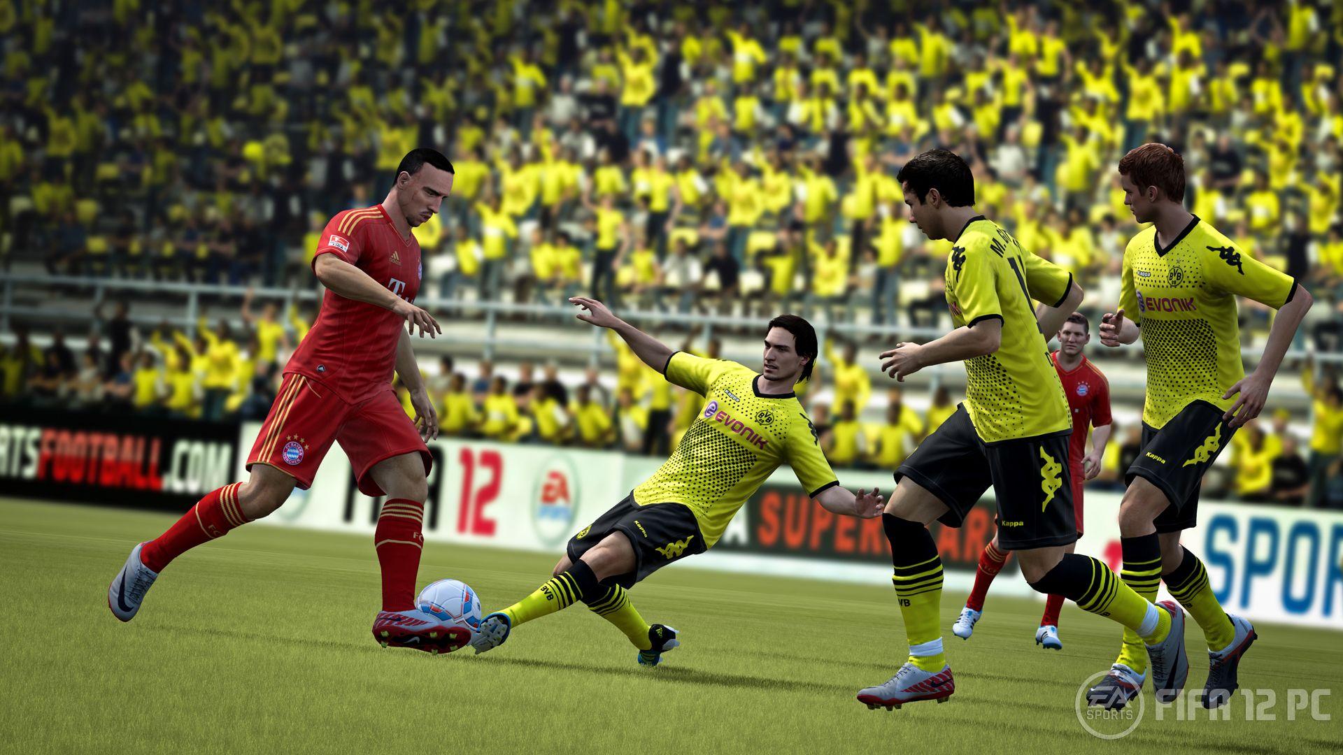 FIFA 12 – zpátky na trávník 49857