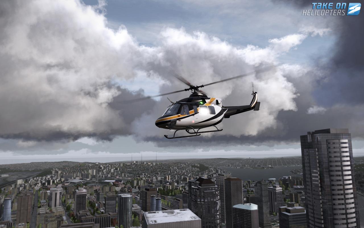 Take On Helicopters – Civilní záležitosti 49882