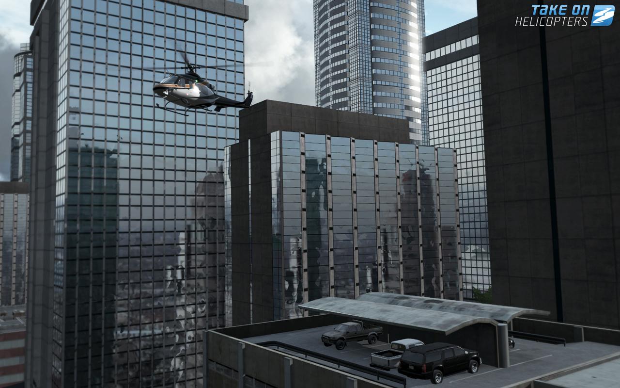 Take On Helicopters – Civilní záležitosti 49890