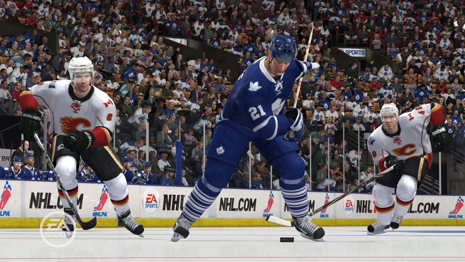 NHL 12 – o krok blíž k hokeji 49999