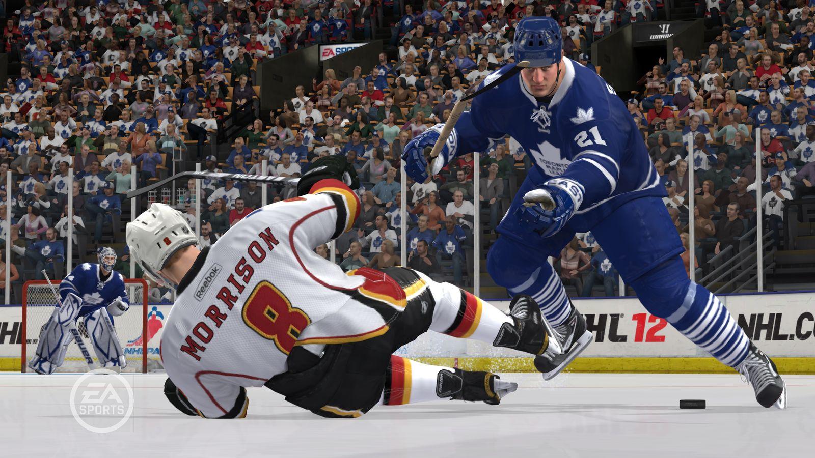 NHL 12 – o krok blíž k hokeji 50001