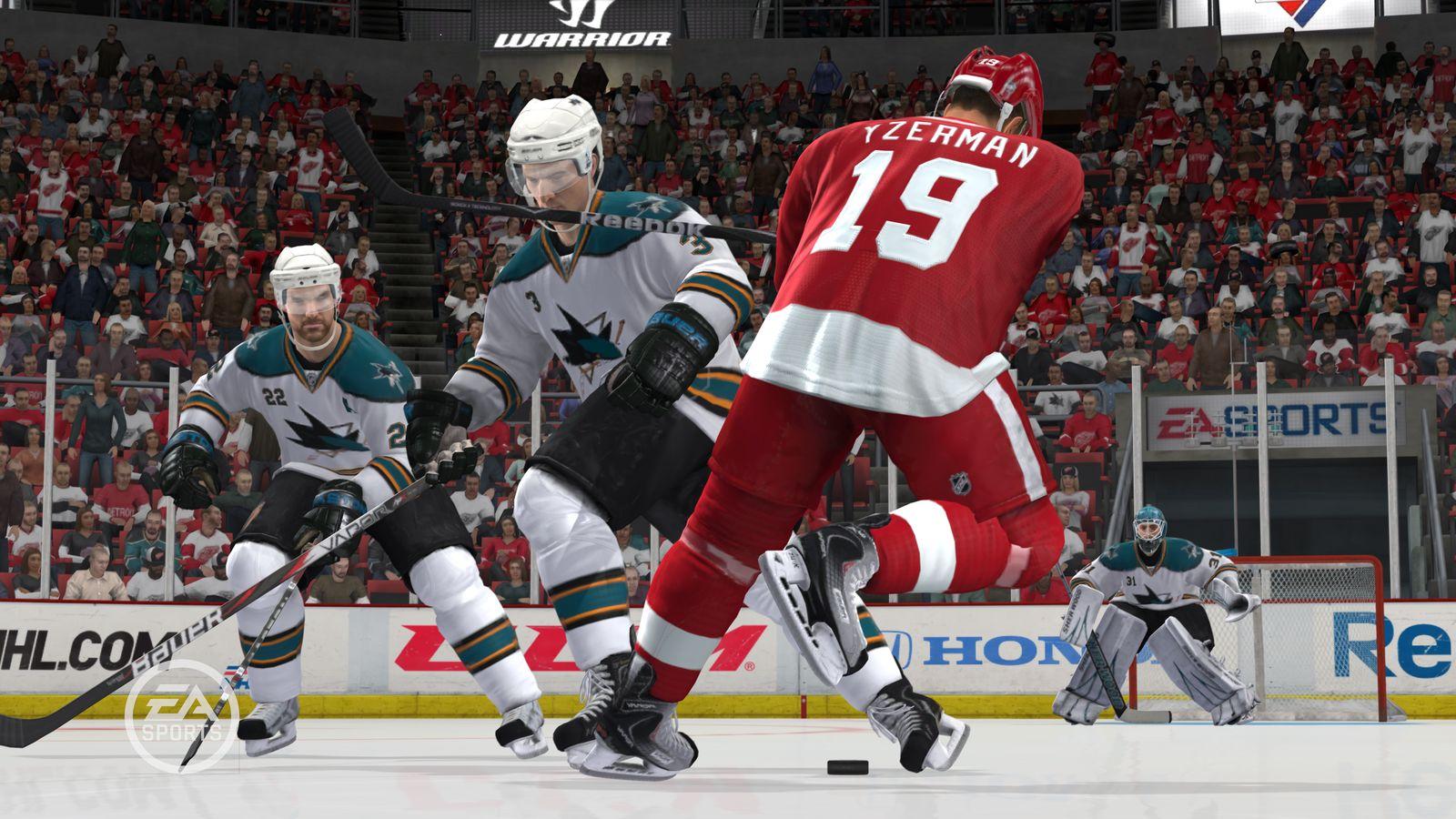 NHL 12 – o krok blíž k hokeji 50003