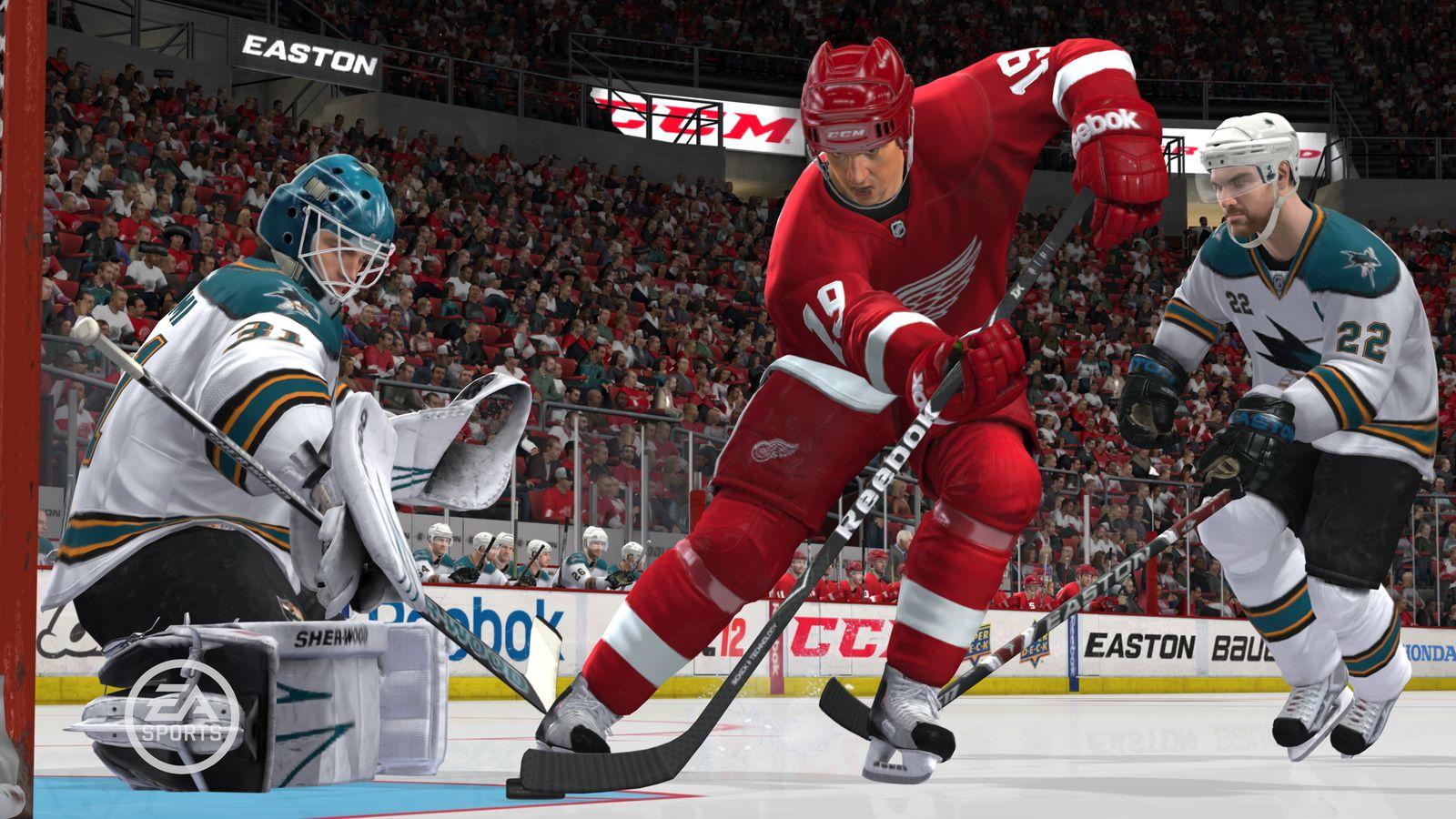 NHL 12 – o krok blíž k hokeji 50006