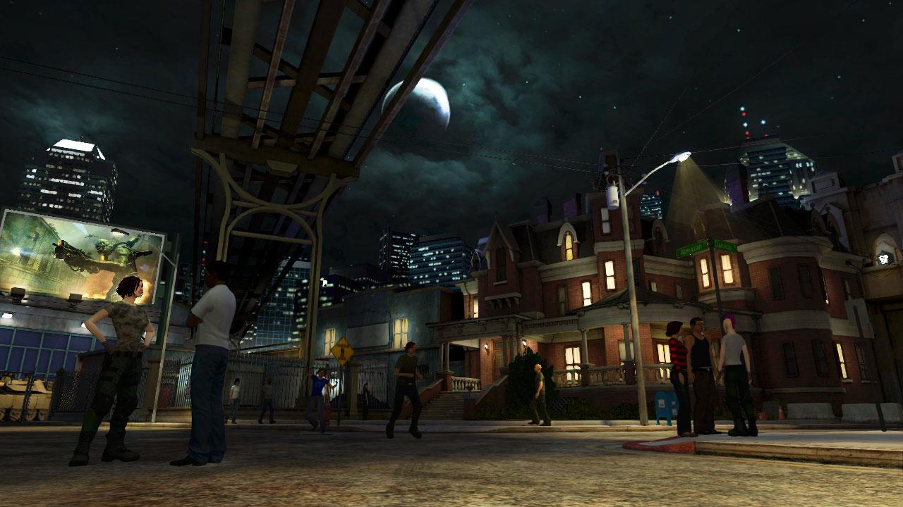 Spuštěna nová verze PlayStation Home 50033