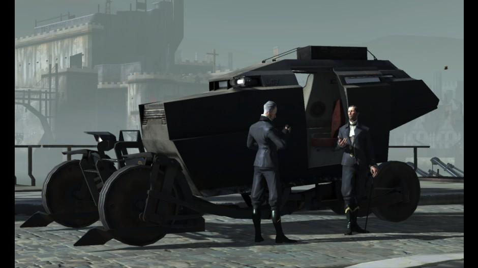 Dishonored spouští oficiální stránky 50172
