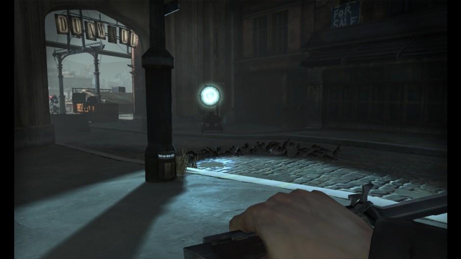 Dishonored spouští oficiální stránky 50174