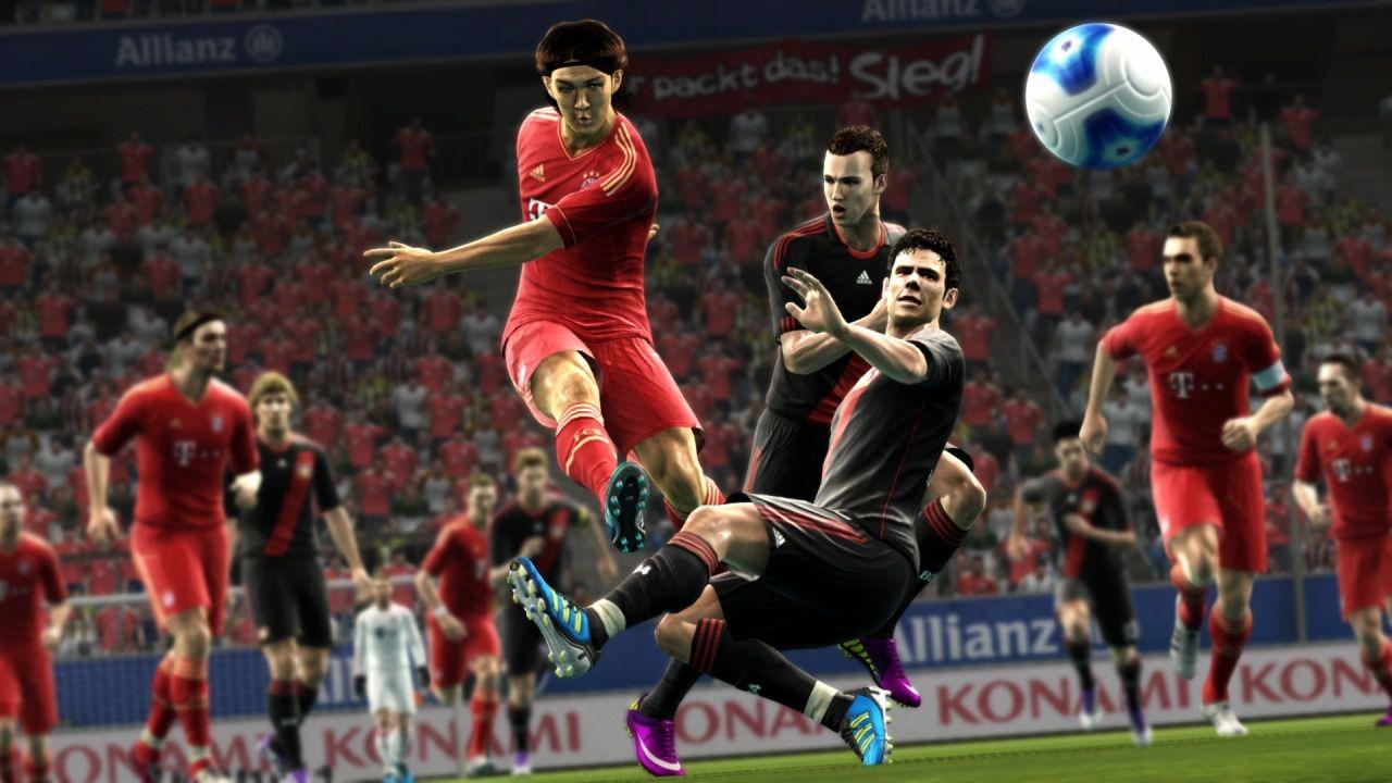 Konami ruší první demo PES 2012 pro Xbox360 50313