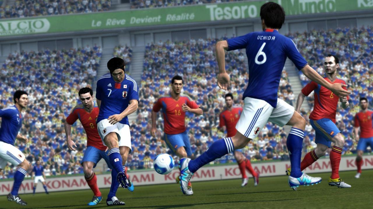 Konami ruší první demo PES 2012 pro Xbox360 50317