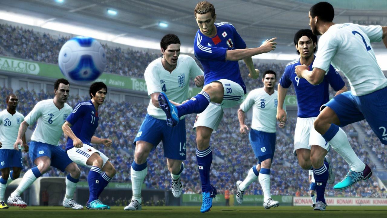 Galerie: Pro Evolution Soccer 2012 50319