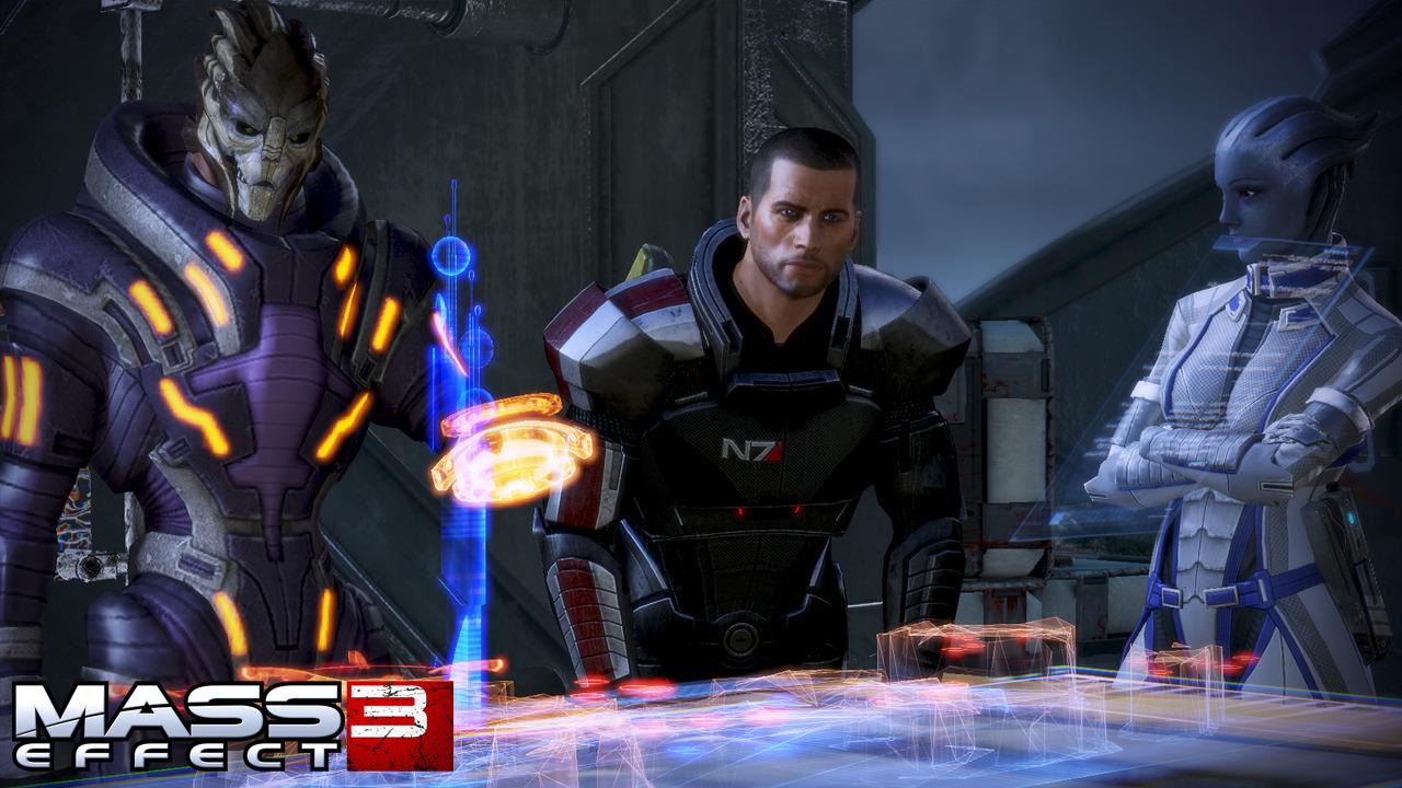 Mass Effect 3 dobře vtáhne i nováčky 50330