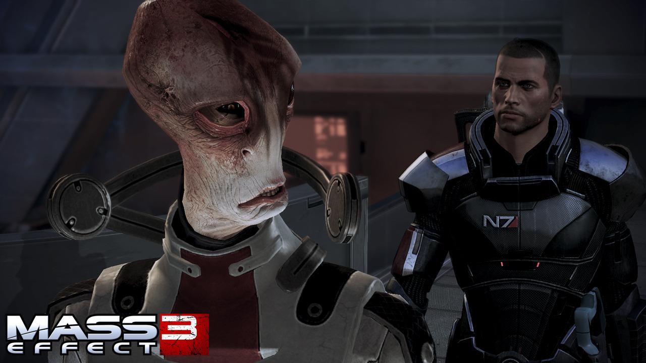 Mass Effect 3 dobře vtáhne i nováčky 50332