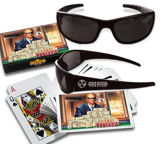 Duke Nukem Forever v akční slevě i s brýlemi 50374