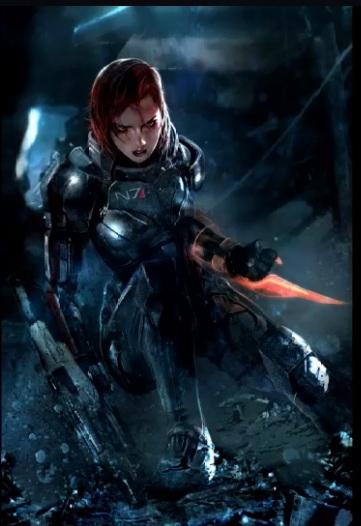 Mass Effect 3 - Ženská verze Sheparda bude zrzka 50380