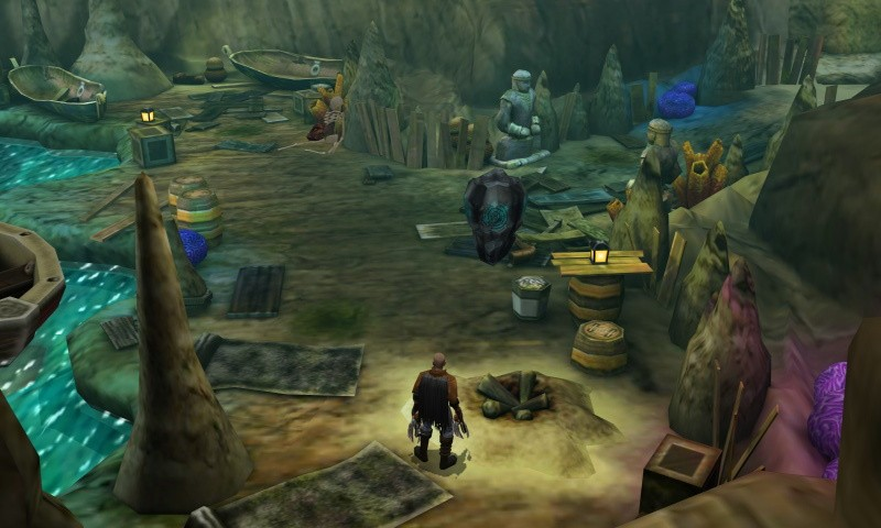 Galerie: Návštěva hrobky v Heroes of Ruin 50394