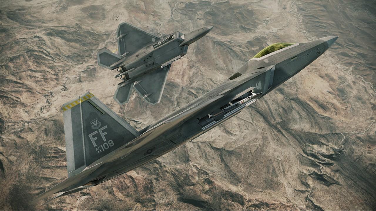 Oznámeno demo Ace Combat: Assault Horizon 50413