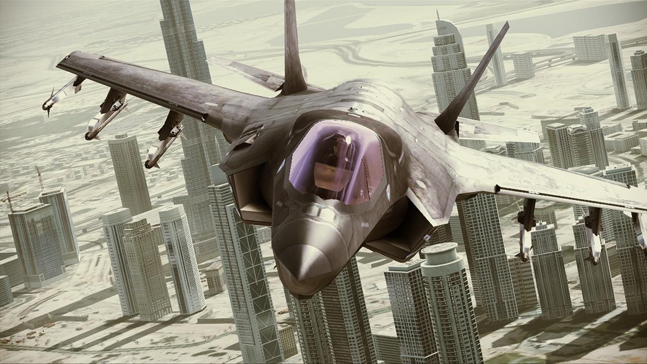 Ace Combat: Assault Horizon – oceloví andělé 50421