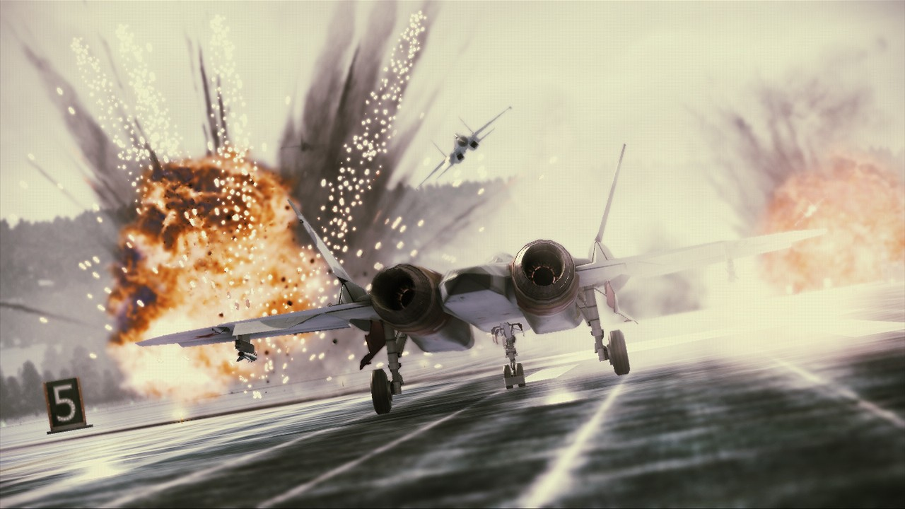 Ace Combat: Assault Horizon – oceloví andělé 50439