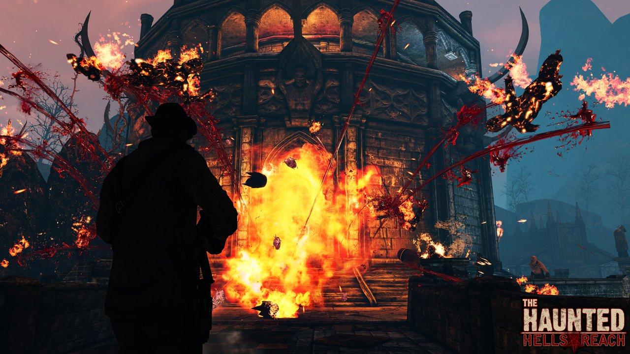 The Haunted: Hell's Reach vydá THQ 50510