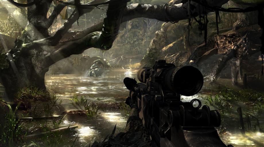 32 hráčů v multiplayeru Modern Warfare 3? 50594