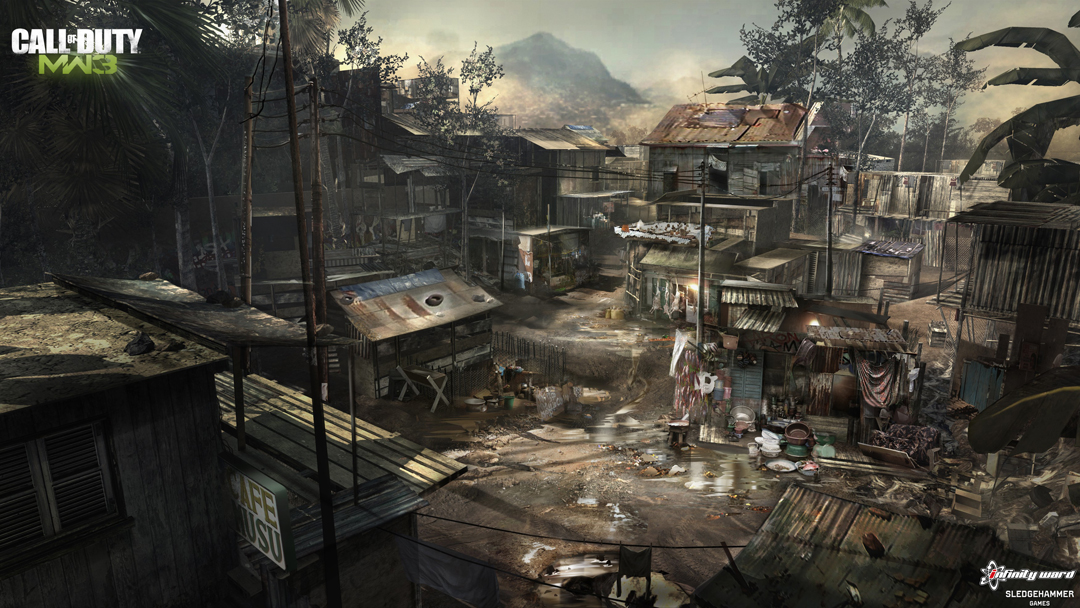 32 hráčů v multiplayeru Modern Warfare 3? 50595