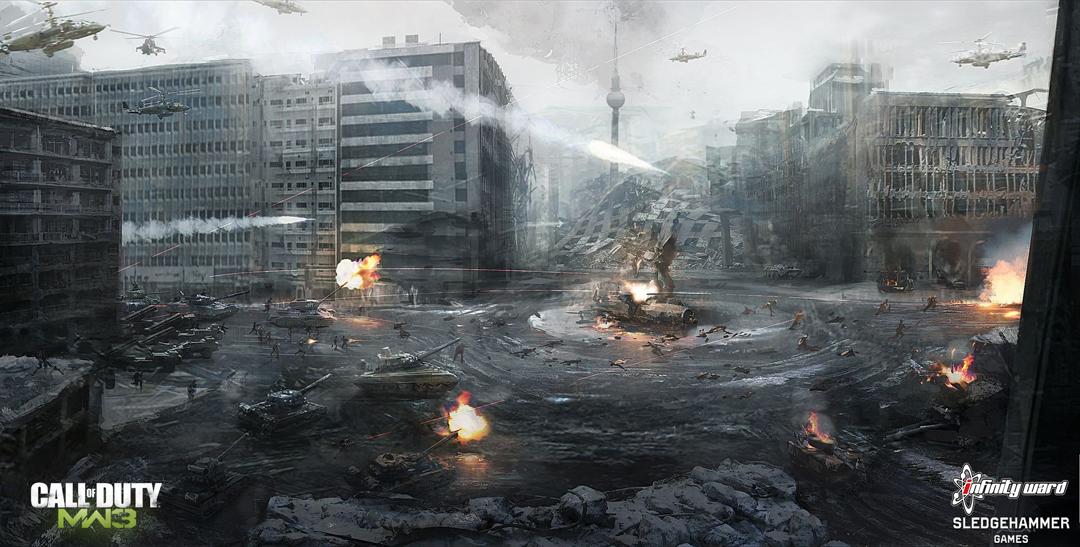 32 hráčů v multiplayeru Modern Warfare 3? 50596