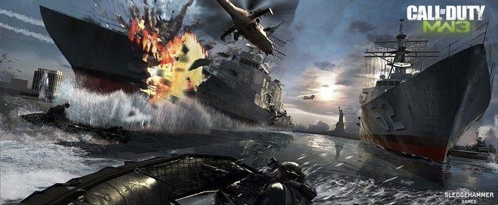 32 hráčů v multiplayeru Modern Warfare 3? 50598