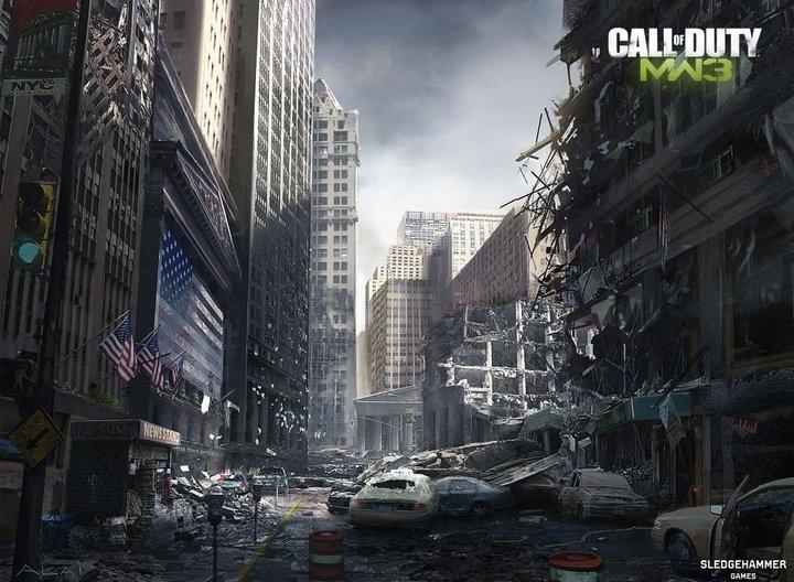 32 hráčů v multiplayeru Modern Warfare 3? 50599