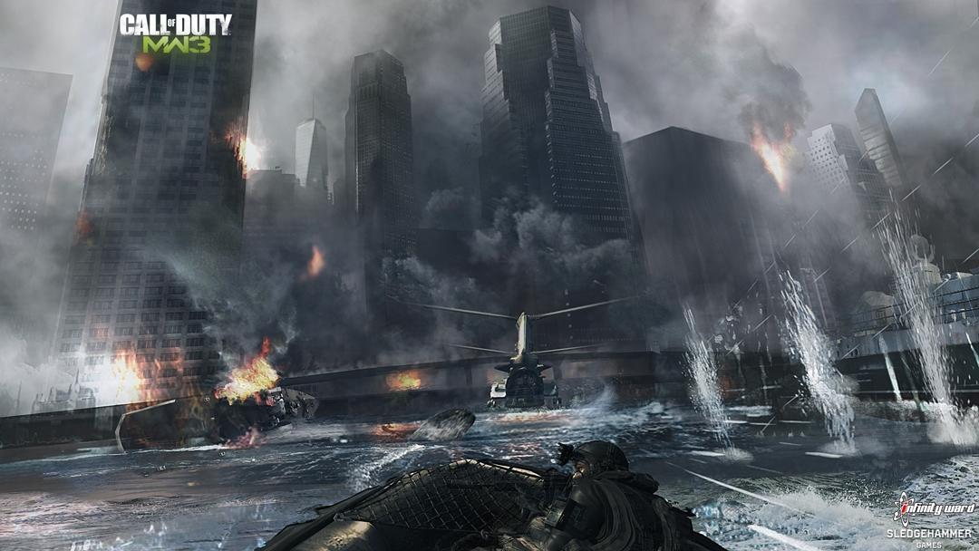 32 hráčů v multiplayeru Modern Warfare 3? 50600