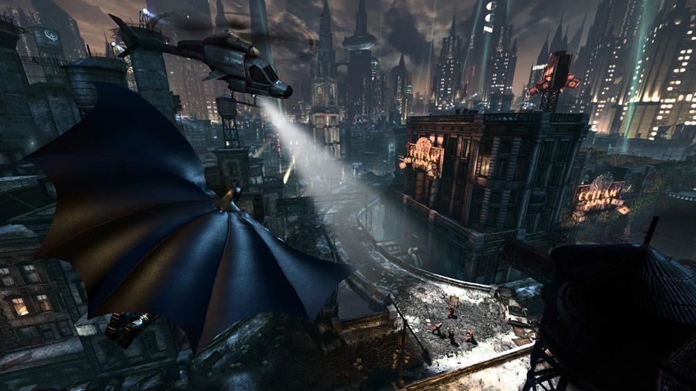 Batman: Arkham City hlásí status Gold 50617