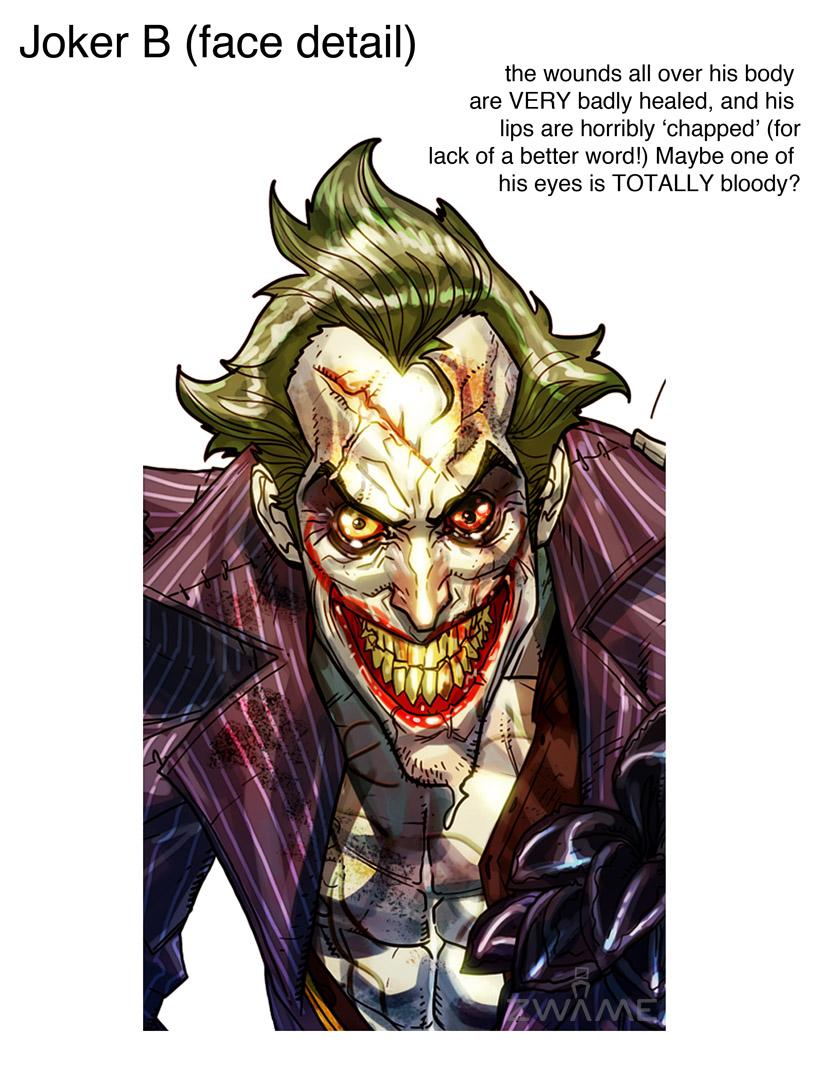 Batman: Arkham City – nové obrázky a concept art 50632