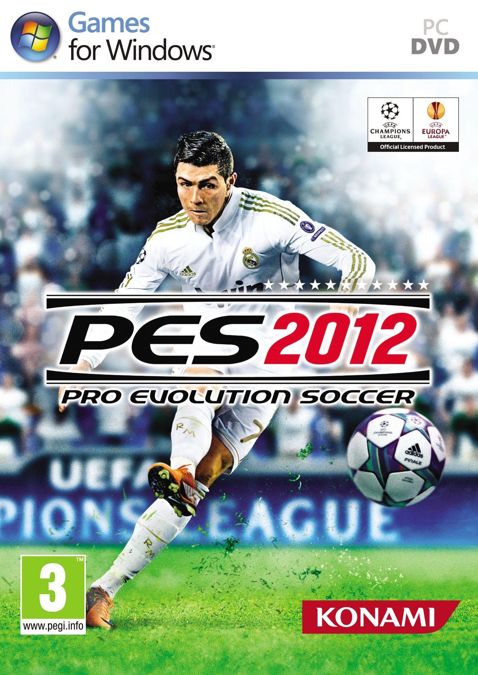 Hvězdou PES 2012 je Ronaldo 50730