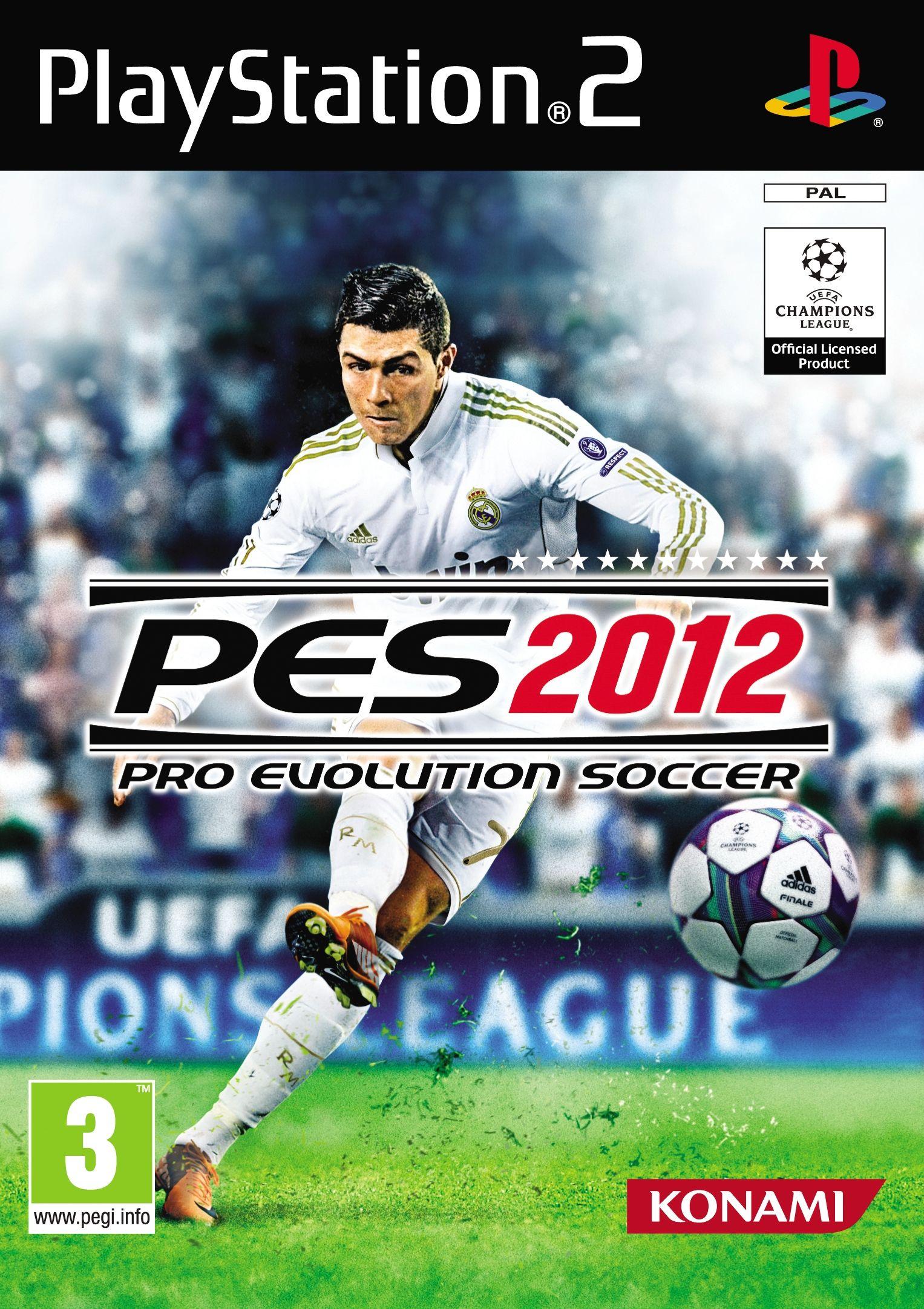 Hvězdou PES 2012 je Ronaldo 50731