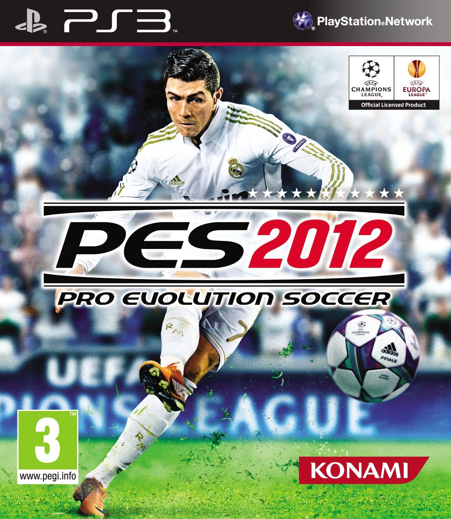 Hvězdou PES 2012 je Ronaldo 50732