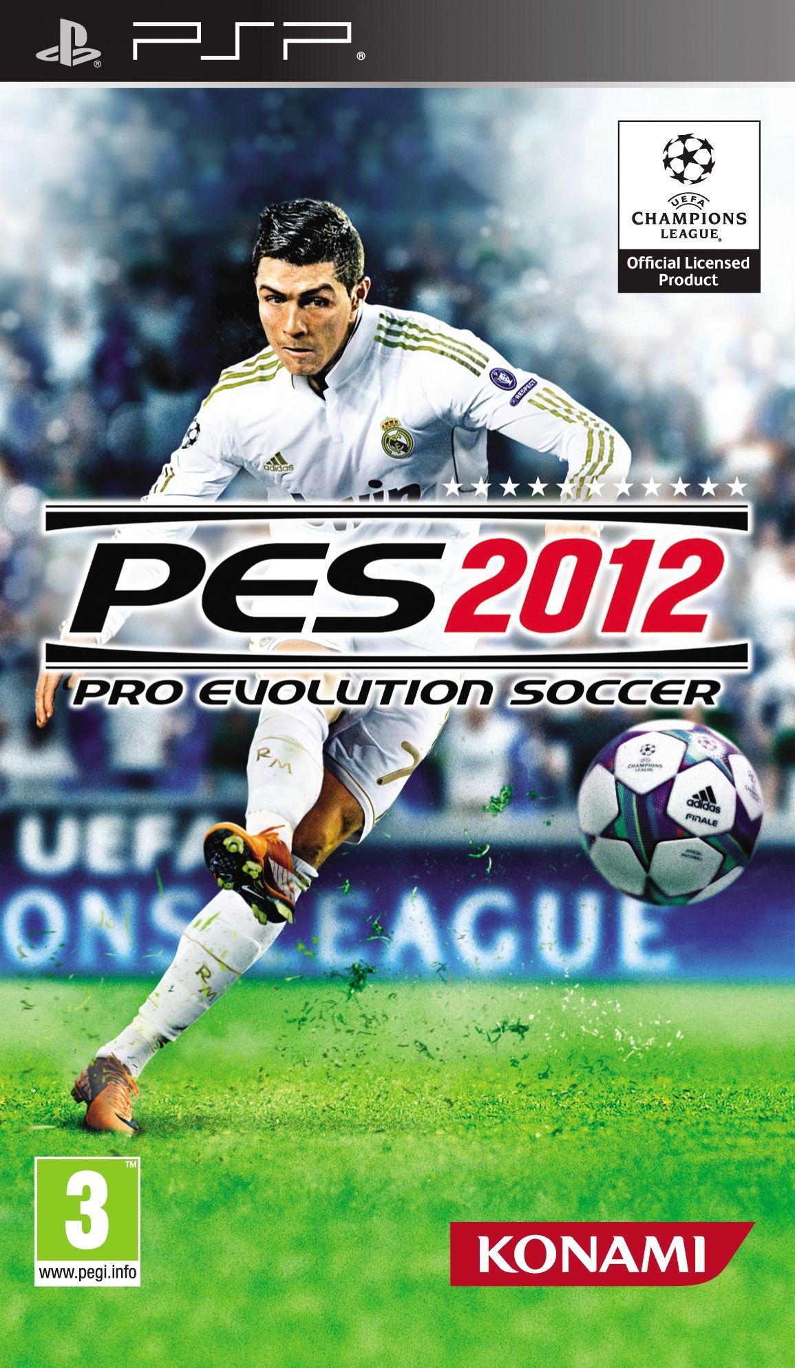 Hvězdou PES 2012 je Ronaldo 50733