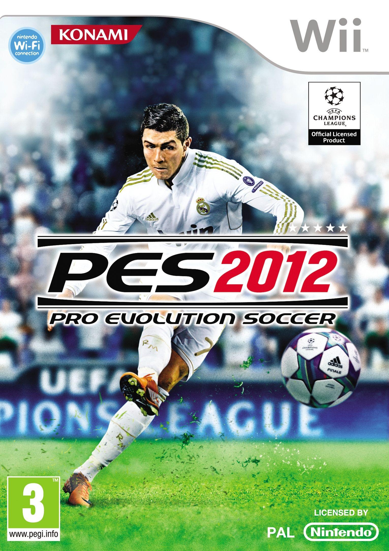 Hvězdou PES 2012 je Ronaldo 50734
