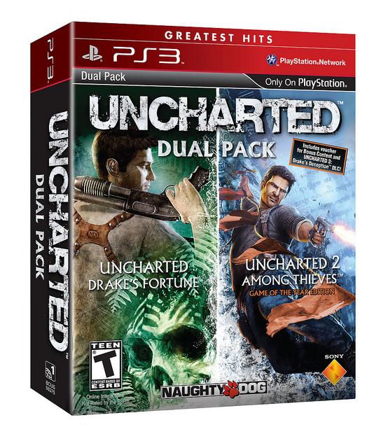 Kupte si Uncharted v duálním balíčku 50767