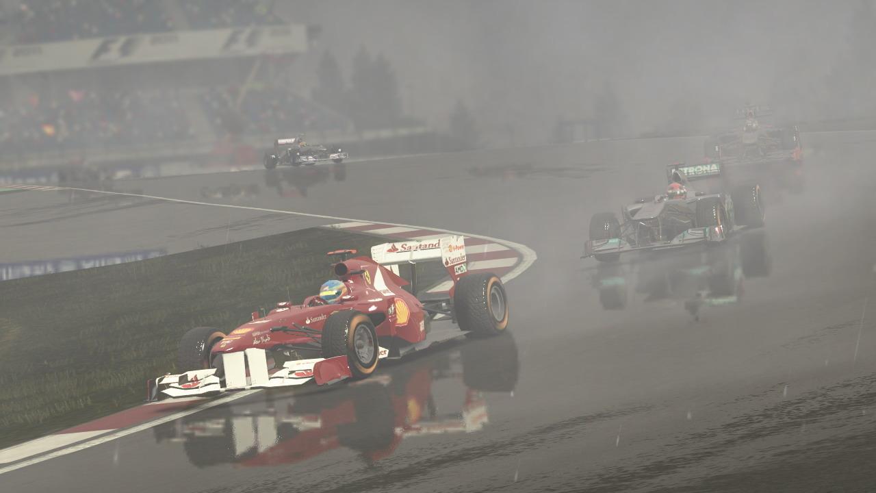 F1 2011 - KERS a DRS zachraňují pověst 50804