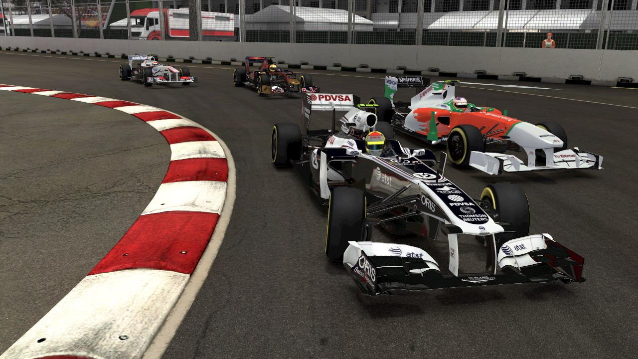 F1 2011 - KERS a DRS zachraňují pověst 50806