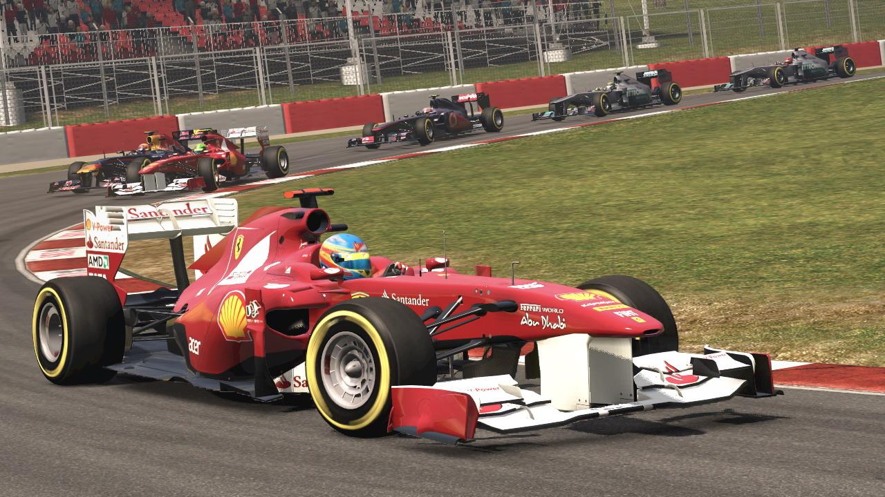 F1 2011 - KERS a DRS zachraňují pověst 50808