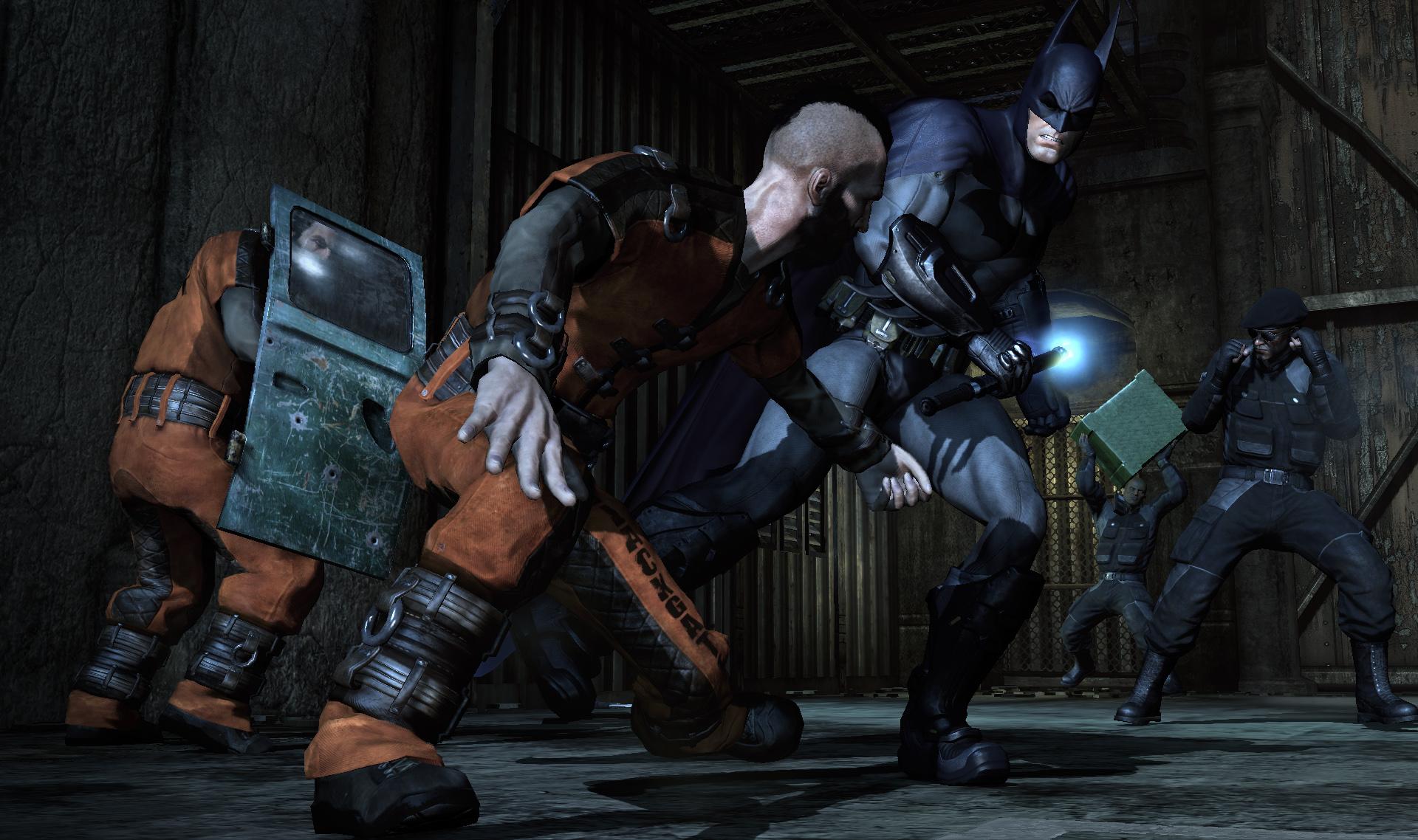 Batman: Arkham City odhaluje achievementy 50833